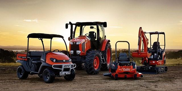 Tractores Kubota Comercial Llanos