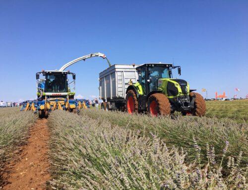 Plan renove de maquinaria agrícola para un millar de agricultores