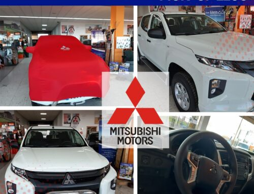Entrega Mitsubishi Pick-Up L200 en Trujillo
