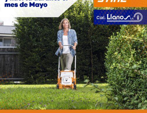 Qué hacer en el jardín y huerta durante el mes de Mayo