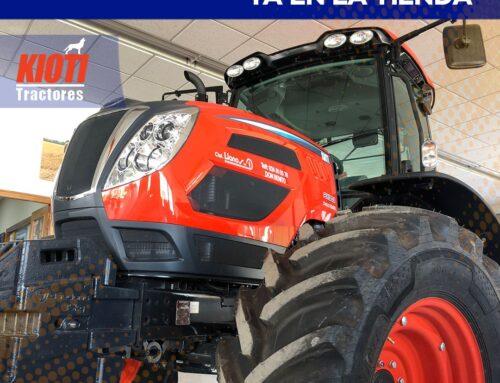 Tractor Kioti PX1303 en Comercial Llanos